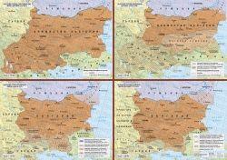 България според договори от 1878 г. до 1919 г.