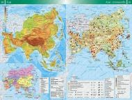 Atlas of geography and economy for 9. class
