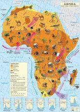 Климатична карта на Африка