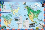 Atlas of geography and economy for 6. class