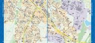 Atlas of Sofia and region 1:13 000