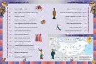 Атлас по човекът и обществото за 3. и 4. клас