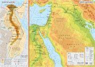 Египет и Двуречието. Египетско царство.