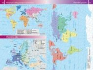 Atlas of geography and economy for 8. and 9. classes