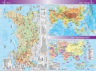 Атлас по география и икономика за 8.-9. клас