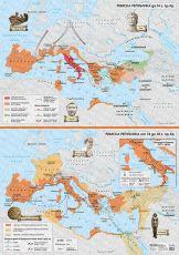 Римска република до 74. г. пр.Хр. Римска република от 74 до 30 г. пр.Хр.