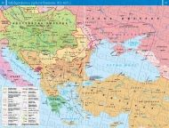 Historical atlas of South-Easterly Europe